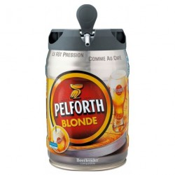 PELFORTH Blonde Fût Pression 5L
