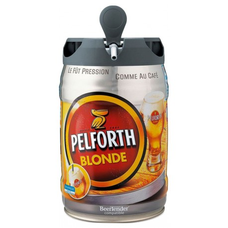 PELFORTH Blonde Fût Pression 5L