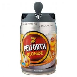 PELFORTH Blonde Fût Pression 5L (lot de 2)