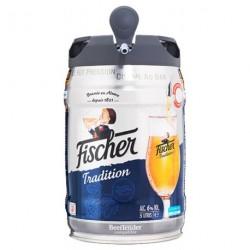 Fischer Blonde Fût Pression 5L (lot de 2)