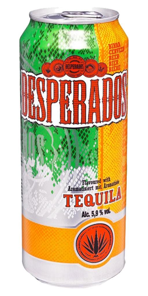 Desperados Tequila 50cl Lot De 48 Canettes Selfdrinks Com