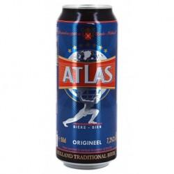 Atlas Blonde 50cl (lot de 48 canettes)