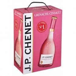 J.P. Chenet Vin Rosé I.G.P Pays d'Oc Grenache-Cinsault Cubi Fontaine 3L (lot de 2)