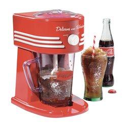 Simeo Machine à Granita Rétro XL Coca Cola 15W 1L CC145