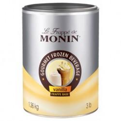 Monin Frappé Base Vanille 1,36Kg