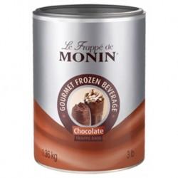 Monin Frappé Base Chocolat 1,36Kg (lot de 3)