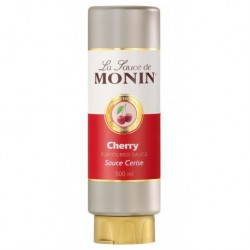 Monin Sauce Cerise 50cl (lot de 3)