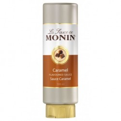 Monin Sauce Caramel 50cl (lot de 3)