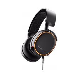 SteelSeries Casque Gamer Arctis 5 Noir 2019