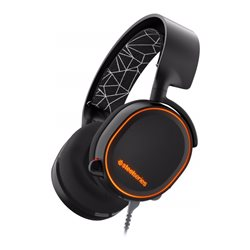SteelSeries Casque Gamer Arctis 5 Black