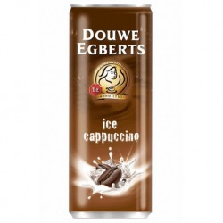 Douwe Egberts Ice Cappuccino 25cl