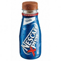 Nescafé Xpress Vanilla 25cl