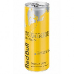 Red Bull Summer Edition 25cl (pack de 24)
