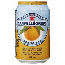 San Pellegrino Orange 33cl (pack de 24)