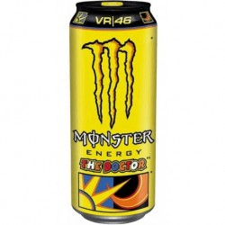 Monster The Doctor 50cl (pack de 24)