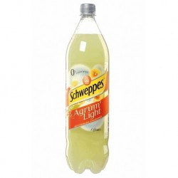 Schweppes Agrum Light 1,5L (pack de 6)
