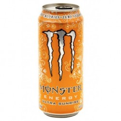 Monster Ultra Sunrise 50cl (pack de 24)