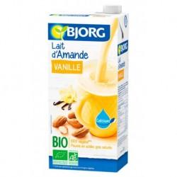 Bjorg Lait d'amande vanille Bio 1L