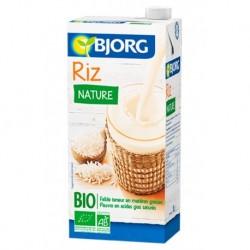 Bjorg Lait de Riz Bio 1L