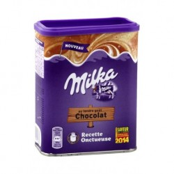 Milka Recette Onctueuse 400g