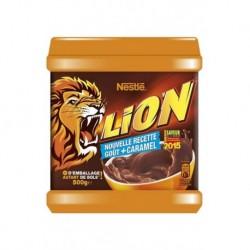 Poudre Chocolat au Lait Lion 500g