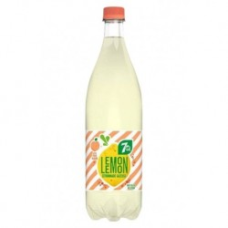 7up Lemon Pêche Blanche 1,5L
