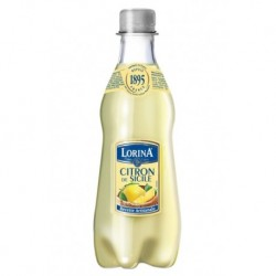 Lorina Limonade Citron de Sicile 42cl (pack de 12)