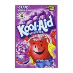 Kool-Aid Raisin (lot de 10 sachets)