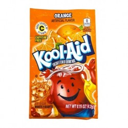 Kool-Aid Orange (lot de 10 sachets)