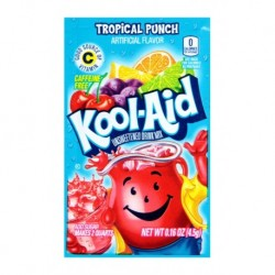 Kool-Aid Tropical Punch (lot de 10 sachets)