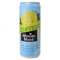 Minute Maid Citronnade 33cl (pack de 24)