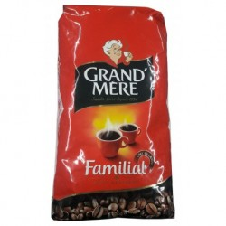 Grand Mère Familial Café En Grains 1Kg
