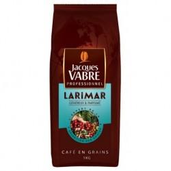 Jacques Vabre Larimar Café En Grains 1Kg