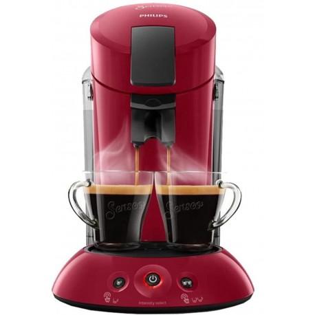 Philips Senseo Cafetière Original Rouge 1450W HD6555/82 Original Rouge XL