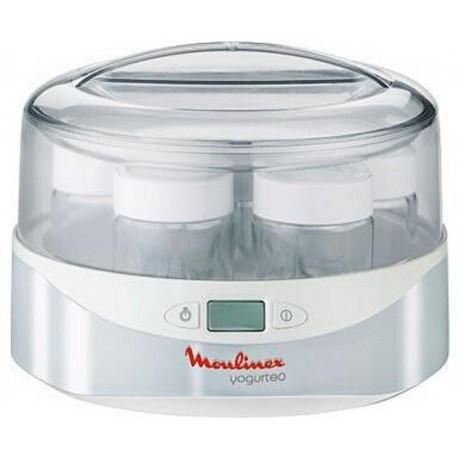 Moulinex Yaourtière Yogurteo Silver Premium 7 Pots YG230131 YG231E32
