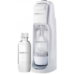 Sodastream Jet Plus Blanche 1L + 1 Bouteille