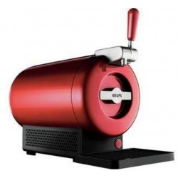 Krups Machine à Bière Rouge 70W VB650510