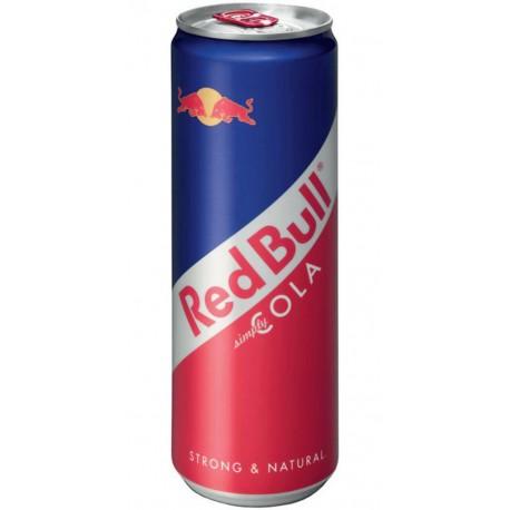 Red Bull Cola 35,5cl (pack de 24)