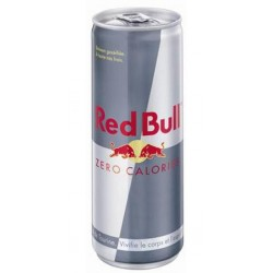 Red Bull Zero Calories (pack de 24)