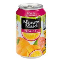 Minute Maid Tropical 33cl (pack de 24)