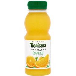 Tropicana Orange Avec Pulpe 25cl (pack de 12)