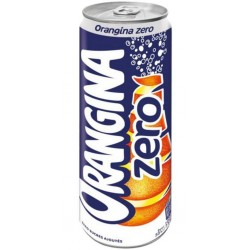 Orangina Zero 33cl (pack de 24)