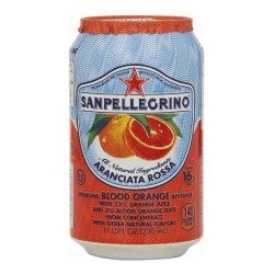 San Pellegrino Orange Sanguine 33cl (pack de 6)