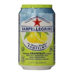 San Pellegrino Pamplemousse 33cl (pack de 24)