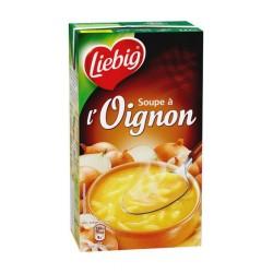 Liebig Soupe à l'Oignon et au Fromage Fondu (lot de 3)