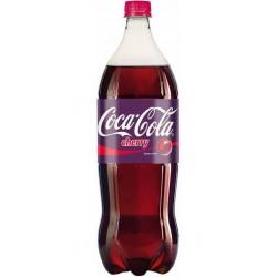 Coca-Cola Cherry 1,25L (pack de 12)
