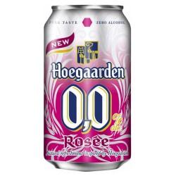 Hoegaarden Rosée 33cl (pack de 4)