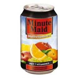 Minute Maid Multivitamines 33cl (pack de 24)