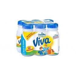 Candia Viva Vitamine D 25cl (pack de 6)
