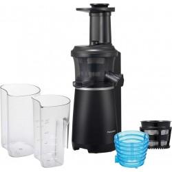 Panasonic Extracteur de Jus Gris Acier Slow Juicer MJ-L501KXE (MJ-L500SXE)